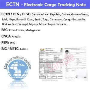 ECTN-KUNNA logistics